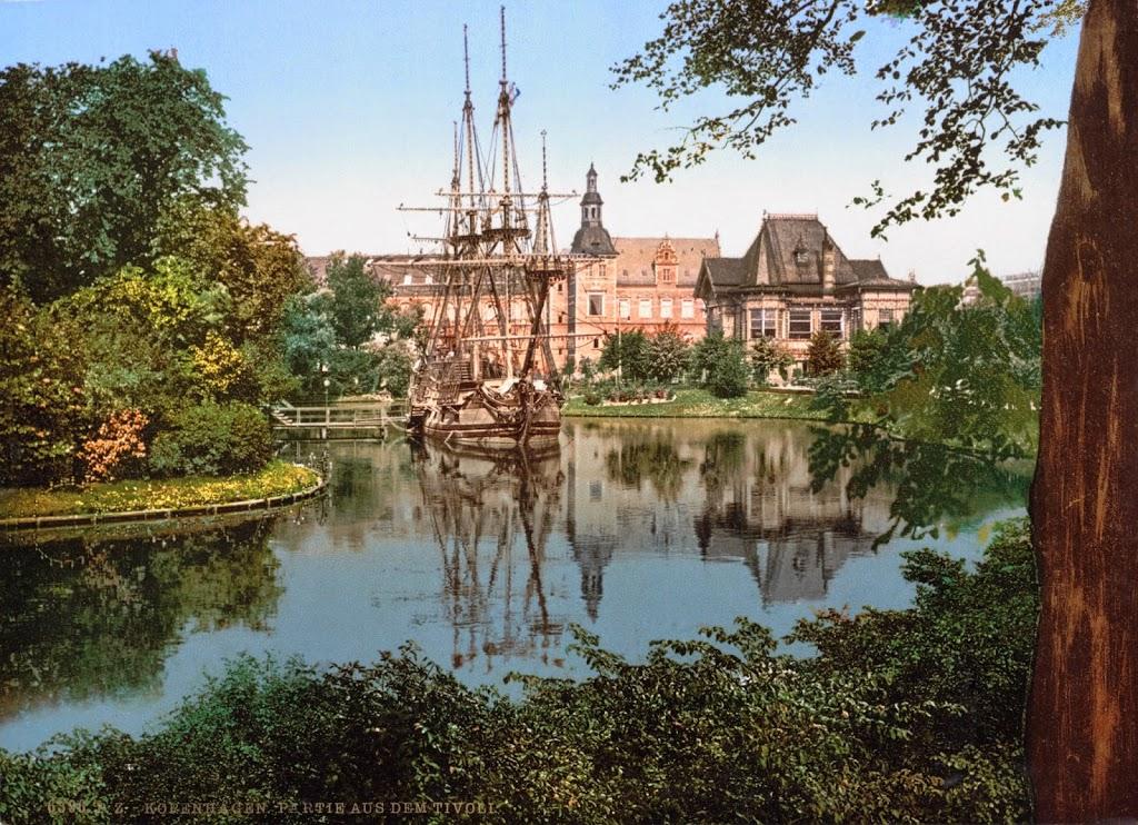 Tivoli gardens copenhagen tourist destinations for Camping le jardin de tivoli