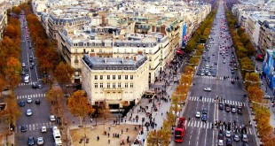 Champs-Elysees-Paris-France