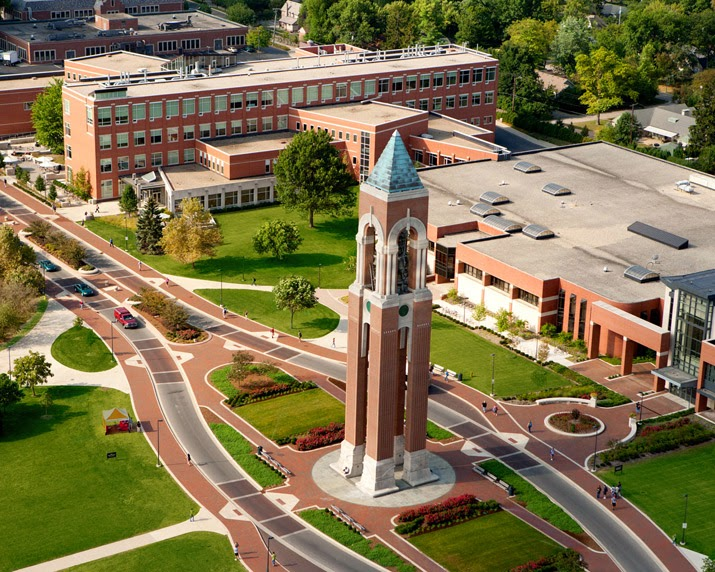 Indiana usa tourist destinations for Uni psychologie nc