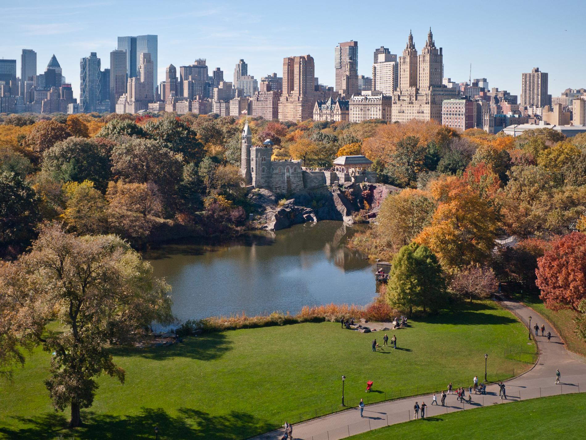 Central Park, New York City - Tourist Destinations