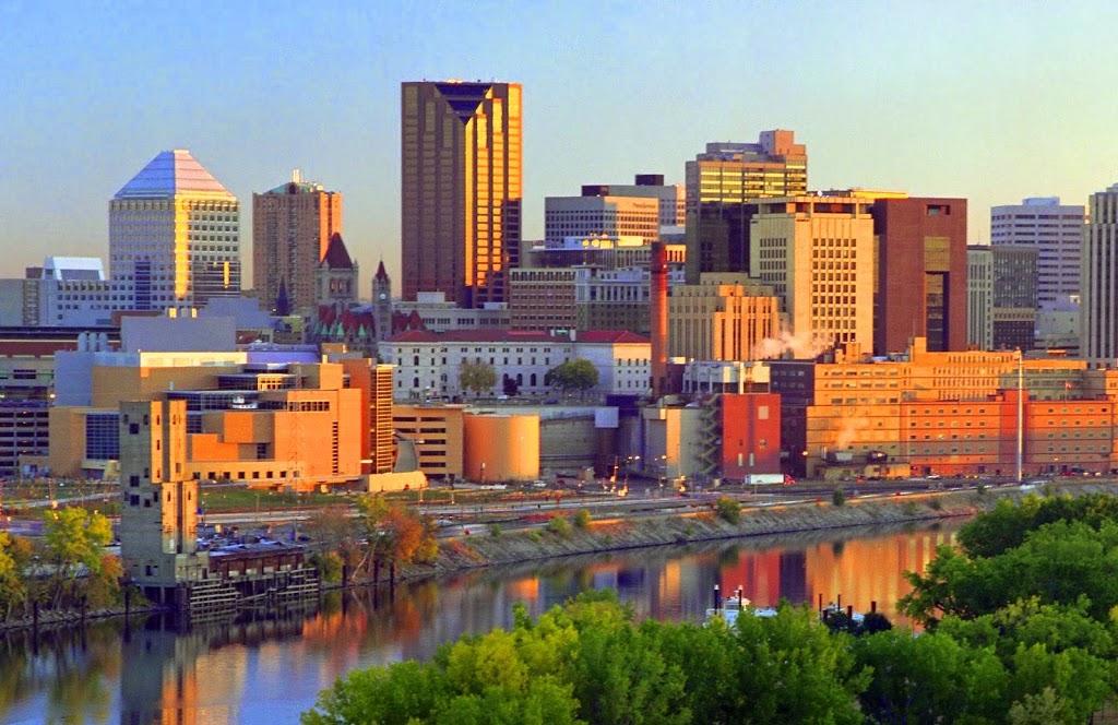 Mississippi-River-St-Paul-Minnesota