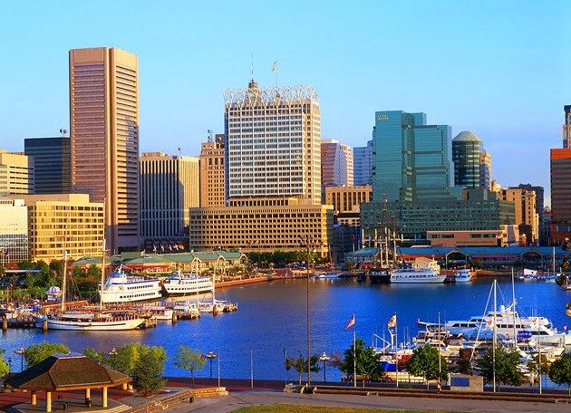Maryland Usa America In Miniature Tourist Destinations
