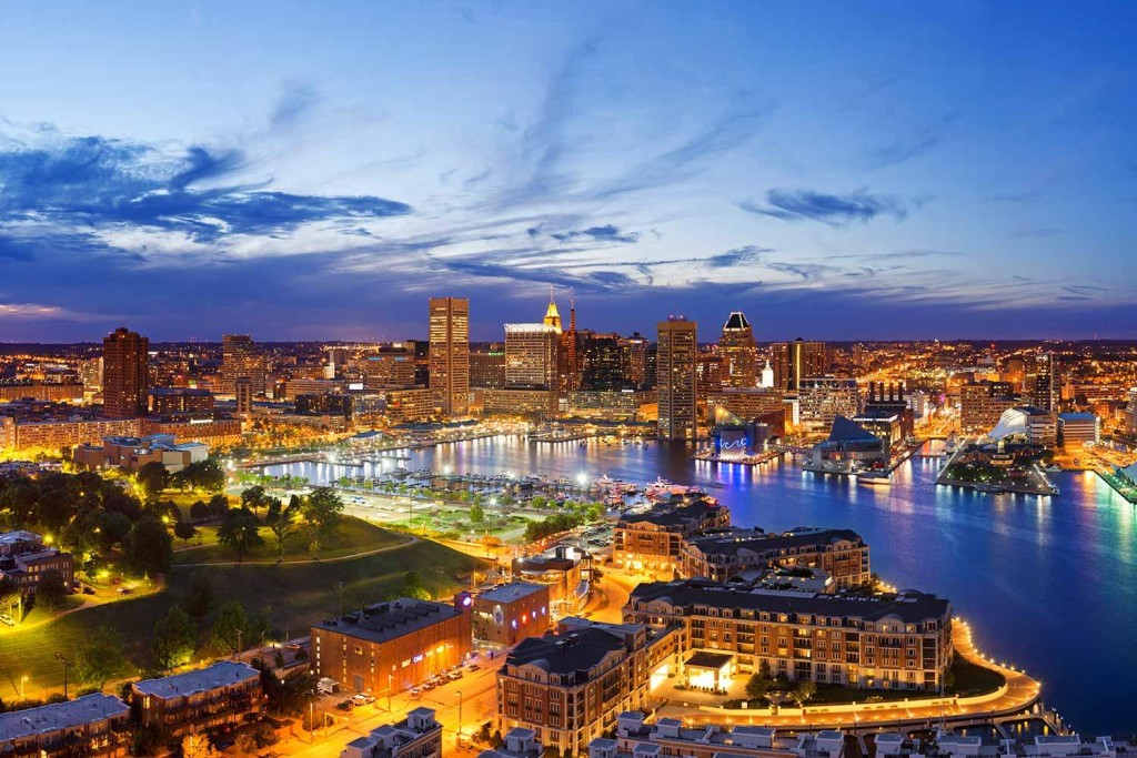 Baltimore, MD-city
