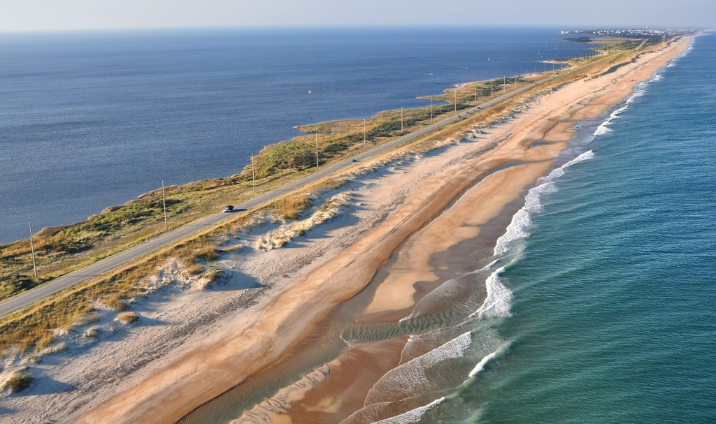 Outer banks usa tourist destinations for Best beach vacations usa