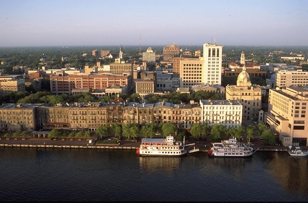 Savannah_skyline