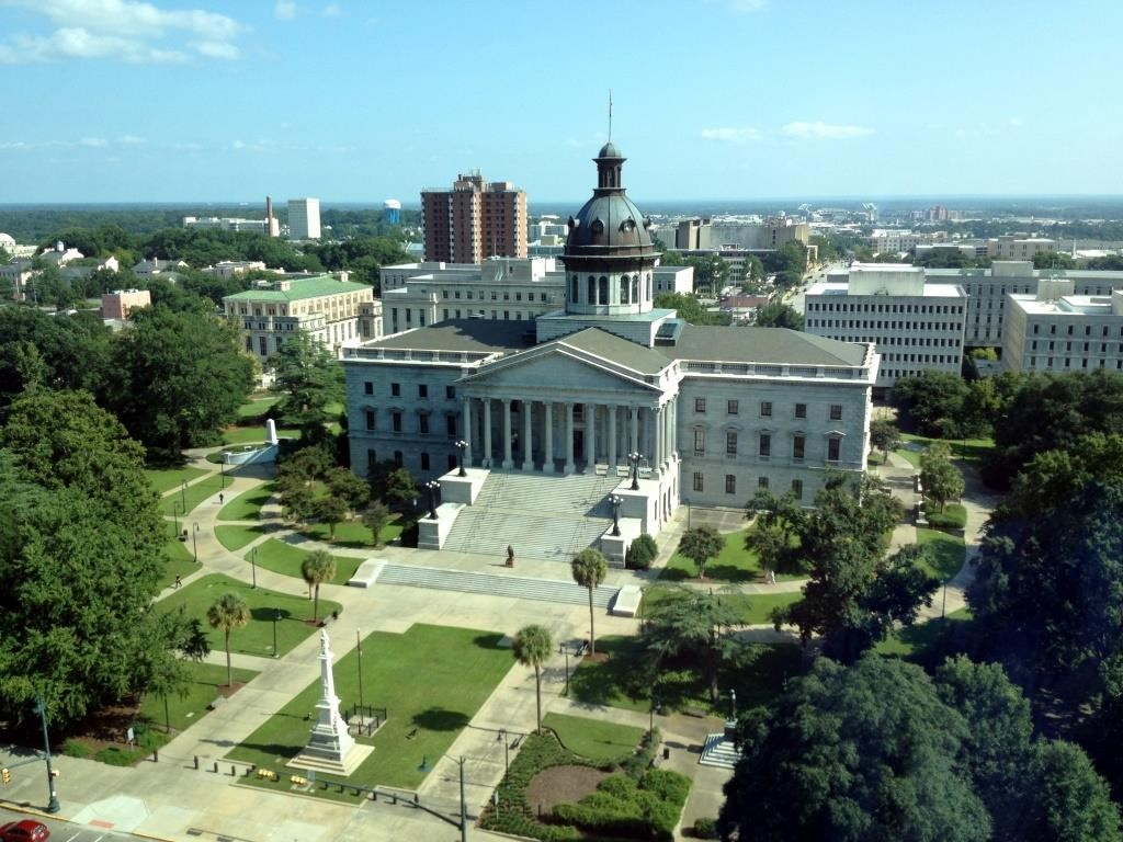 South Carolina Tourist Destinations