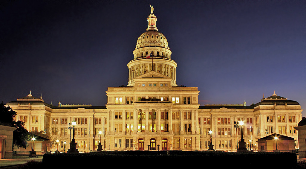 Texas_State_Capitol_Night