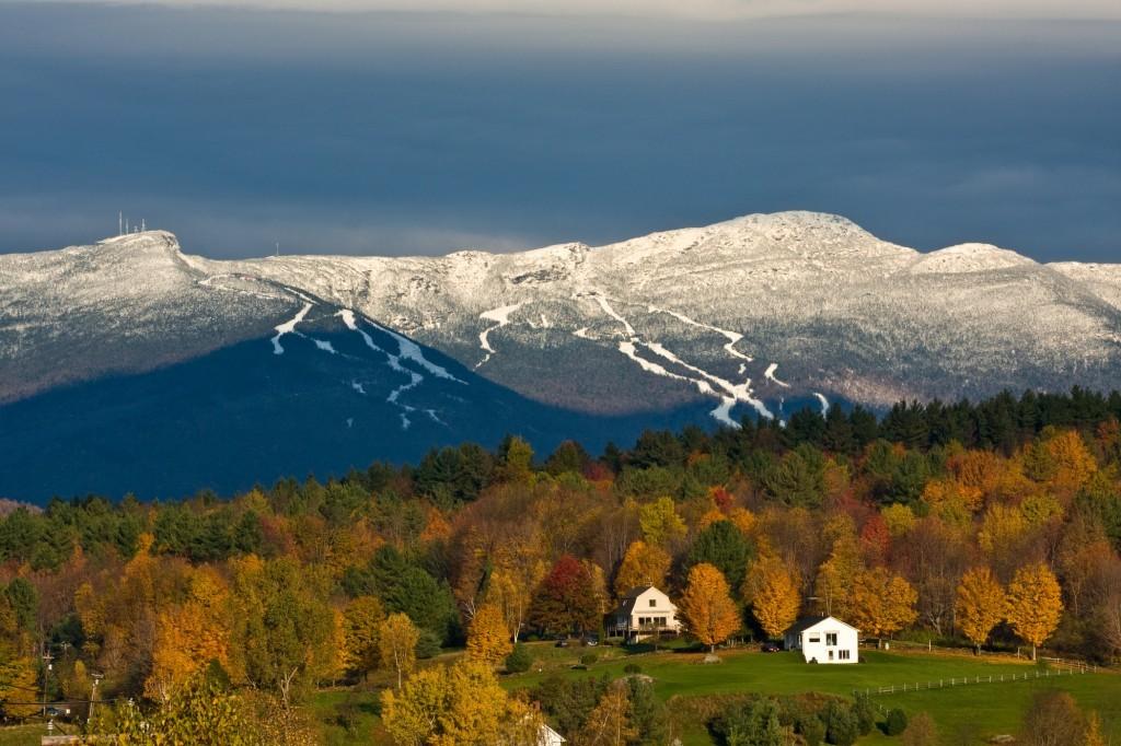 Vermont mountines