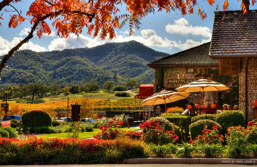 Yountville-Napa Valley