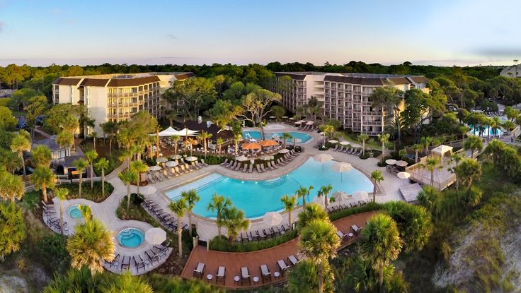 Hilton Head South Carolina Usa Tourist Destinations