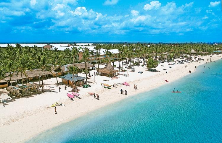 Santo Domingo Dominican Republic Tourist Destinations Foto Hotel Resort Viva Dominicus Beach