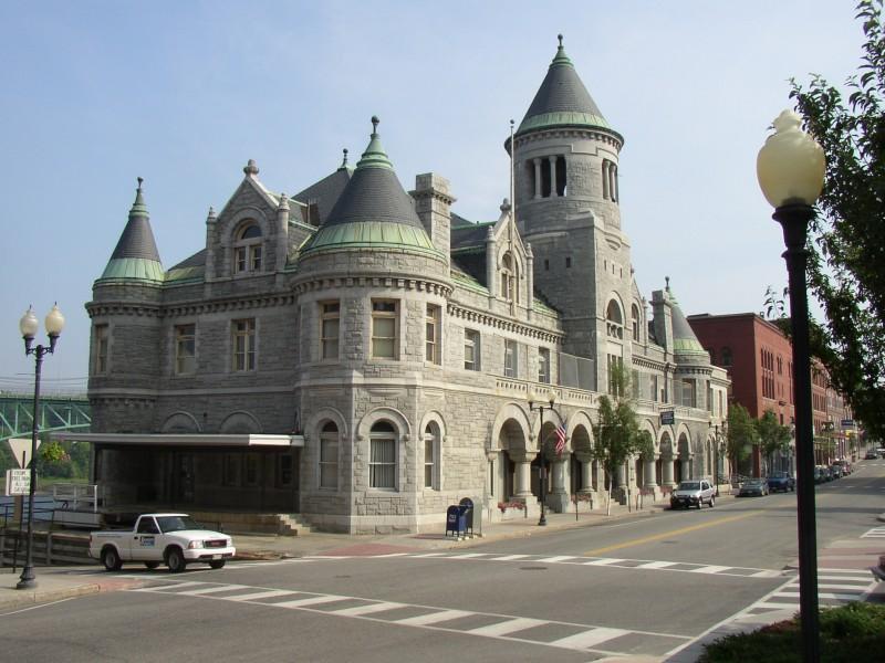 Augusta, ME historic registar