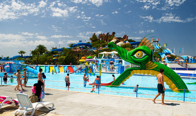 Lagoa, Portugal Water Park