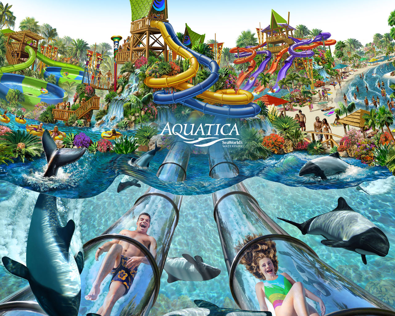 Orlando, Florida water park