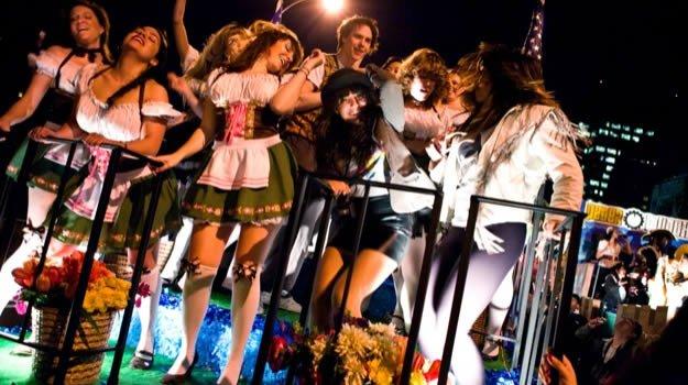Village Halloween Parade Manhattan