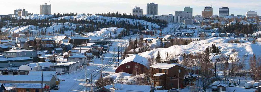 Yellowknife-Canada