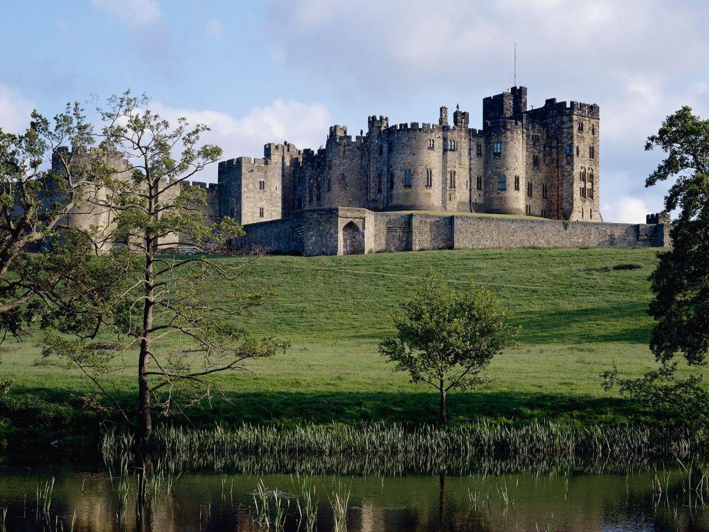 Northumberland Castle England
