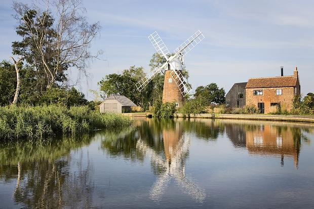 The Broads - England