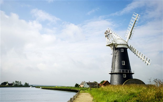 The Broads England