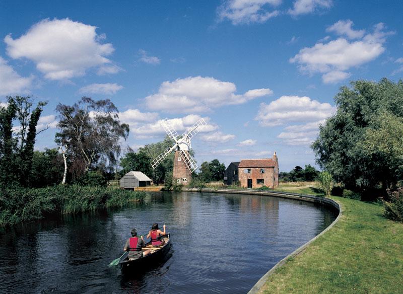 The Broads, England