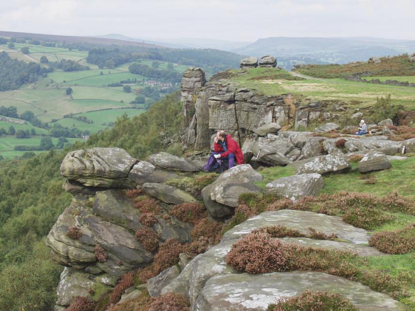 The Peak District-England