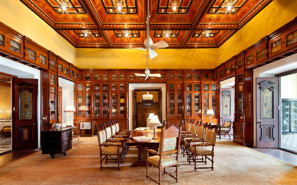 Brilliantly Literary Hotels for Book Lovers 2