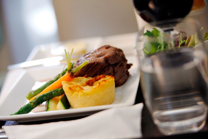 Etihad Airways Best Airlines for Food