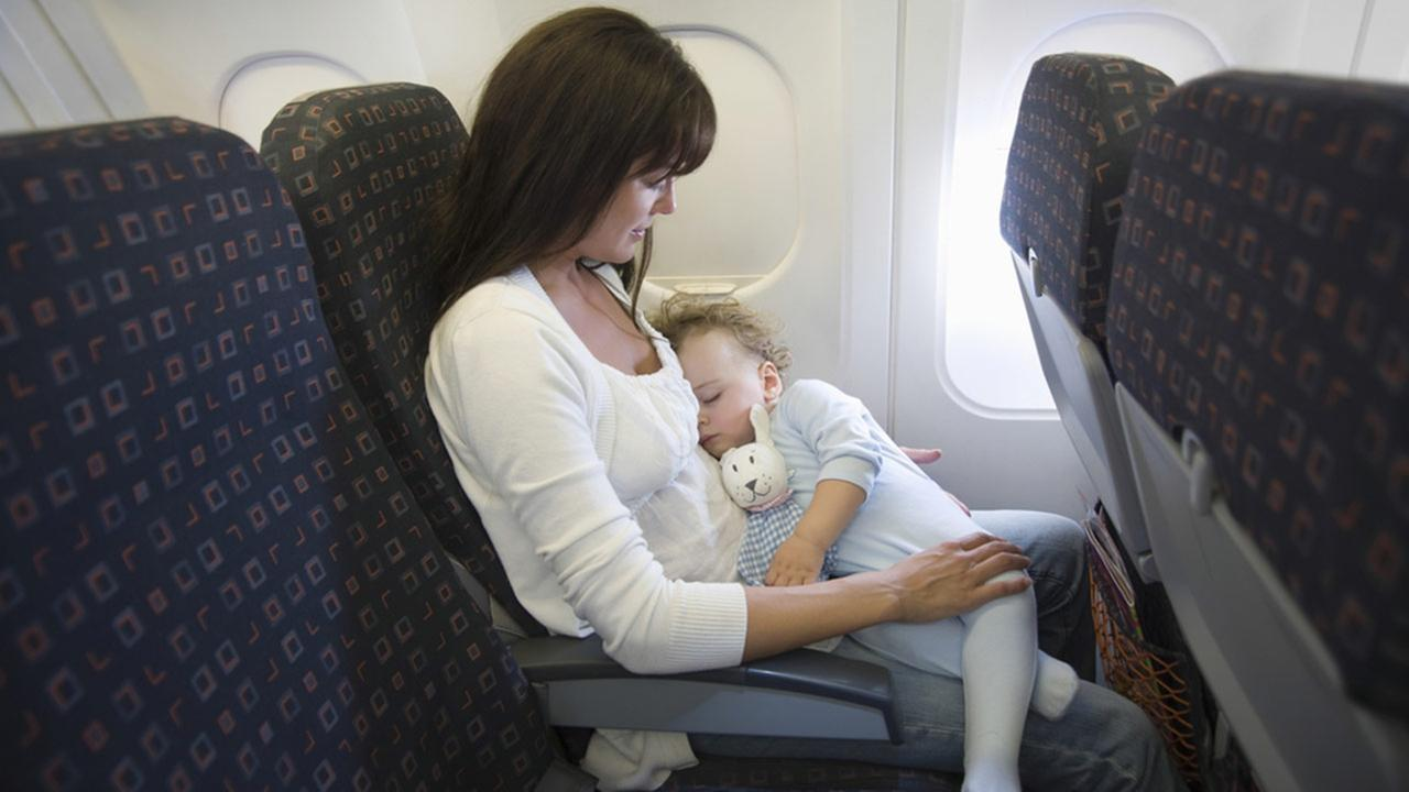 Flying with Baby — Tips for Baby's First Flight 2