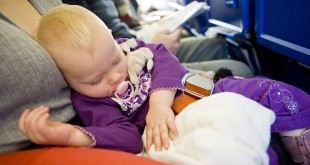 Flying with Baby — Tips for Baby's First Flight 3