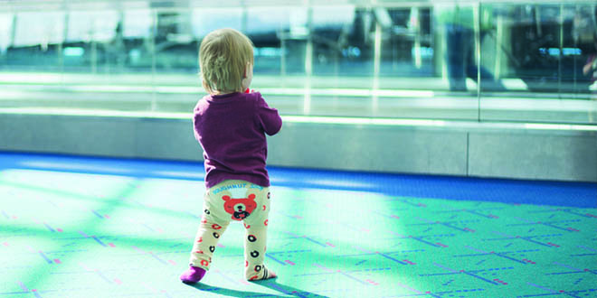 Flying with Baby — Tips for Baby's First Flight 4