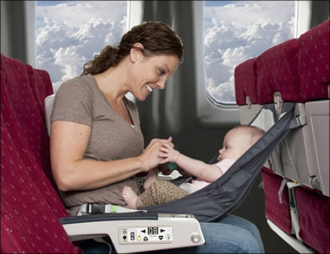 Flying with Baby — Tips for Baby's First Flight