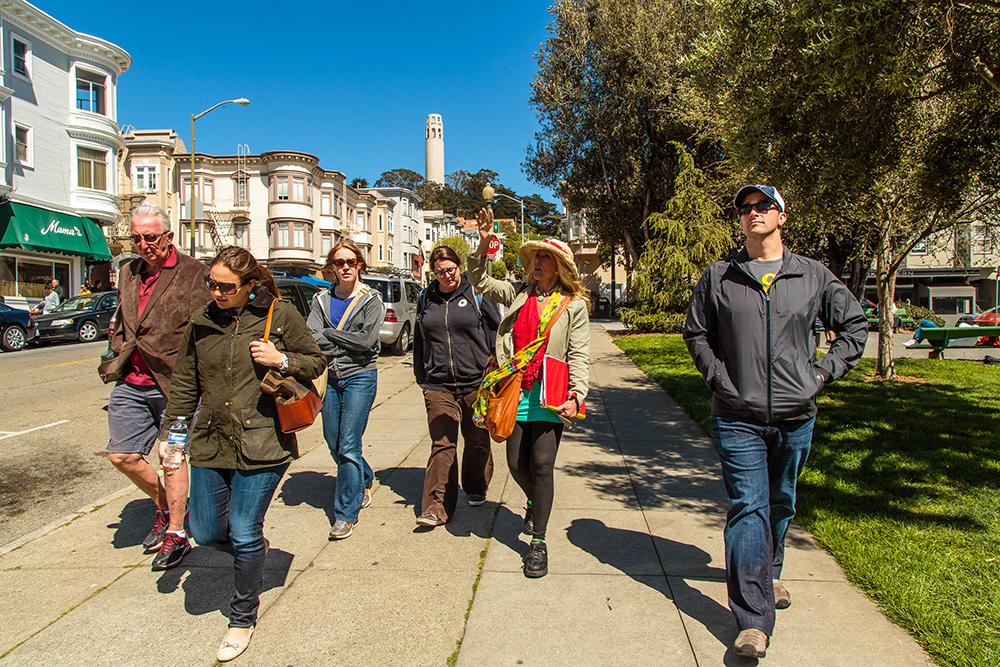 Walking Tours Around the World