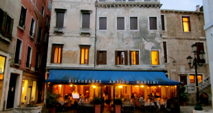Best Luxury Restaurants In Venice Antico Martini