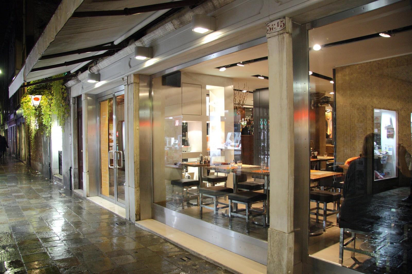 venice restaurant impronta cafe