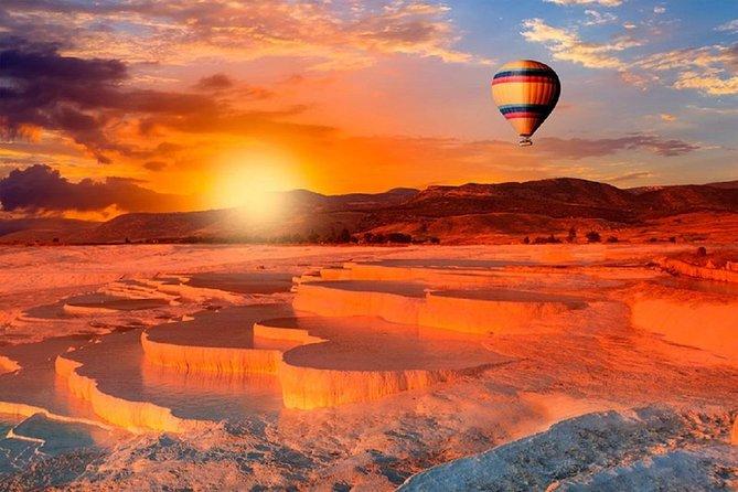 Pamukkale air baloon